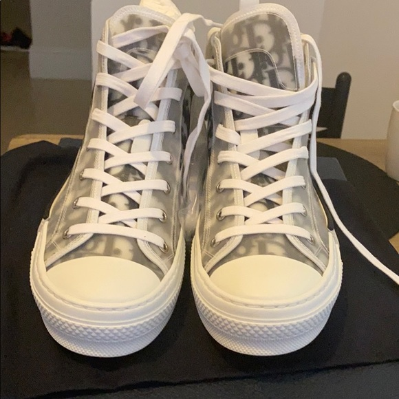dior shoes high top